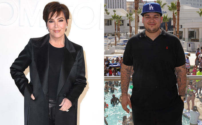Kris Jenner Is A Proud Mommy, Calls Son Rob Kardashian A 'Wow' Dad!(Pic credit: Getty Images)