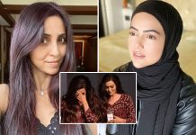 "Gautami Kapoor Who Helped Sana Khan During Public Breakdown: ""Happy That She's Found Someone To Settle With"""