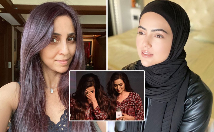 Special Ops Co-Star Gautami Kapoor On Sana Khan & Her Intimate Wedding