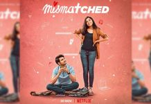 A LITTLE LOST AND ALL THINGS LOVE WITH NETFLIX'S MISMATCHED!