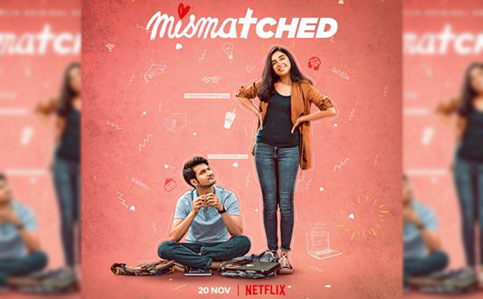 Prajakta Koli & Rohit Saraf Are Taking Us Back To College Romance In Mismatched Trailer