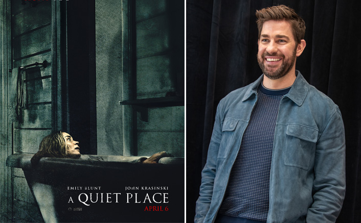 A Quiet Place Poster: John Krasinski & Emily Blunt Starred In The First Part(Pic credit: Getty Images)