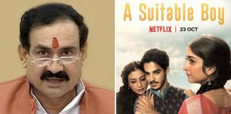 'A Suitable Boy' row: MP Police register FIR against Netflix officials