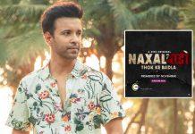 Aamir Ali on why he chose 'Naxalbari' for his digital debut