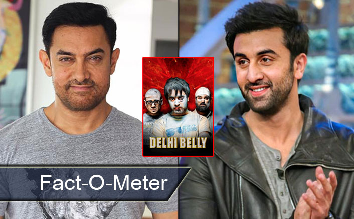 Aamir Khan & Rambir Kapoor Were Supposed To Be In Delhi Belly