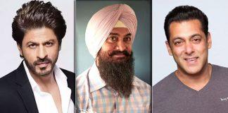 Aamir Khan's Laal Singh Chaddha To Star Shah Rukh Khan As Raj & Salman Khan As Prem