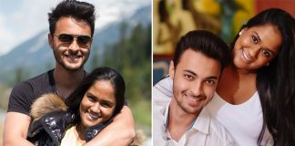 Aayush Sharma celebrates six years of excitement and finding happiness with wife Arpita on their anniversary