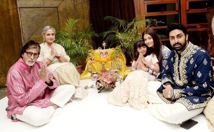 Abhishek Bachchan & Family Will Not Celebrate This Diwali This Year
