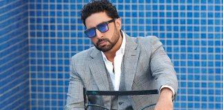 Abhishek Bachchan off to Kolkata for 'Bob Biswas' shoot
