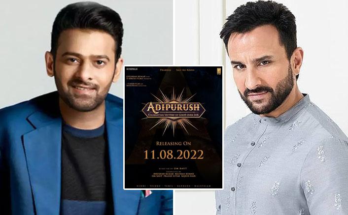Adipurush Starring Prabhas & Saif Ali Khan Gets A Release Date