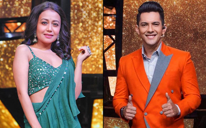 Aditya Narayan Was Shocked To See This Kind Of Behaviour Of A Contestant With Judge Neha Kakkar