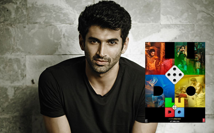 Aditya Roy Kapur on exploring comedy in 'Ludo'
