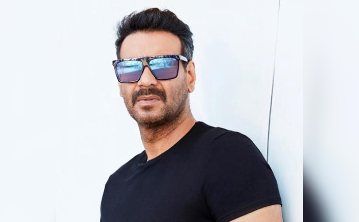 Ajay Devgn Collaborates On A 5-Film Deal With Amazon?(Pic credit: Facebook/Ajay Devgn)
