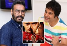 Ajay Devgn's character in Deewangee inspired my role in Red: Krushna Abhishek