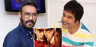 Ajay Devgn's character in Deewangee inspired my role in Red: Krushna Abhishek