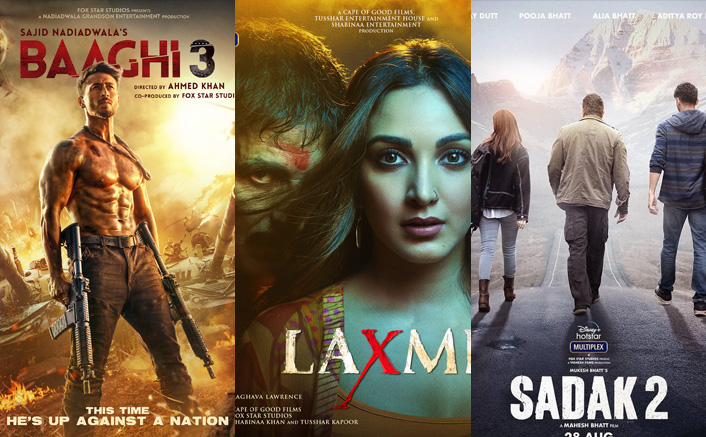 Akshay Kumar starrer Laxmii receives low ratings on IMDb; Only after Sadak 2 & Baaghi 3