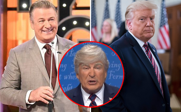 Alec Baldwin Is Very Happy As He Might Retire His Donald Trump Character In Saturday Night Live After His Defeat