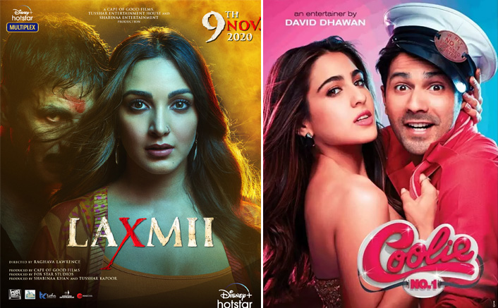 Amazon Demands Screening Of Coolie No 1 After Laxmii & Other OTT Releases Fail To Live Upto Expectations