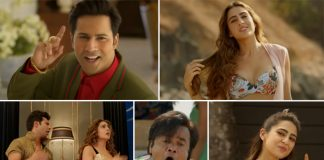 AMAZON PRIME VIDEO UNVEILS THE EAGERLY AWAITED TRAILER OF VARUN DHAWAN-SARA ALI KHAN STARRER COOLIE NO. 1