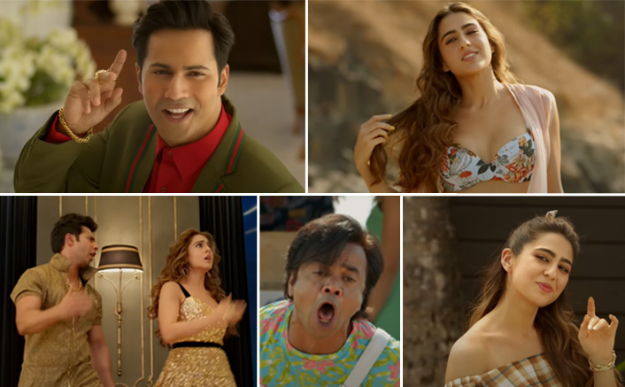 Coolie No. 1 Trailer Is Out Ft. Varun Dhawan, Sara Ali Khan & Others