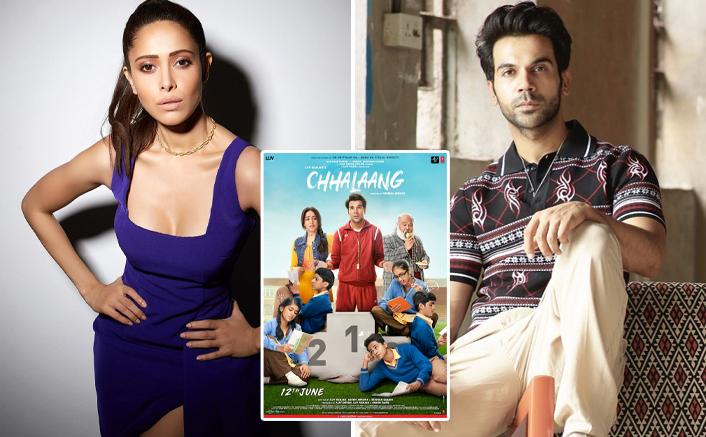 Amazon Prime Video's Chhalaang Actors Nushrratt And Rajkummar Take The Sports Quiz