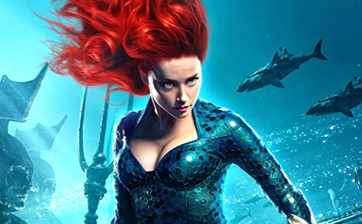 Amber Heard To Continue Playing Mera In Aquaman 2?