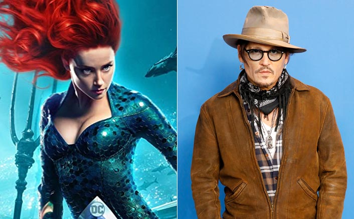 Amber Heard To See A Role Cut In Aquaman 2 Post Johnny Depp Controversy?