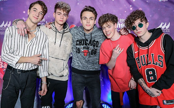 American boy band Why Don't We: Fun to get back on stage