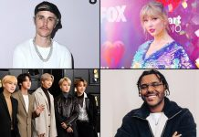 American Music Award 2020: Taylor Swift & Justin Bieber TAKE Home Three AMAs Each, Meet The Other Winners Here