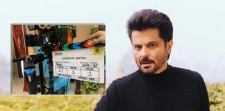Anil Kapoor starts shooting for 'Jug Jugg Jeeyo'