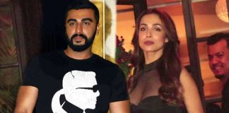 Arjun, Malaika indulge in Insta banter