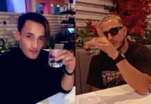 Asim Riaz Parties With DJ Snake