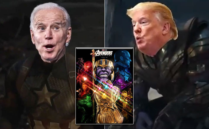 Avengers: Endgame Becomes An Inspiration For US Elections 2020 Meme & It's Hilarious