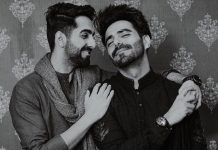 Ayushmann's birthday wish for Aparshakti is all about nostalgia
