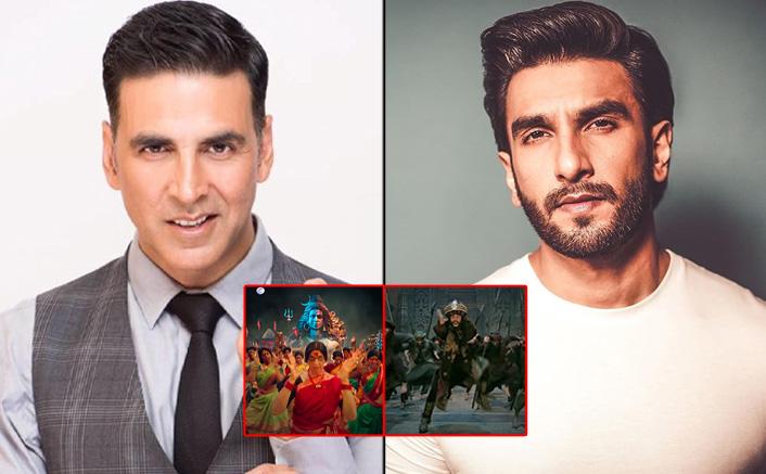 BamBholle VS Khalibali, Akshay Kumar VS Ranveer Singh: Who Took The Quirk To Another Level?