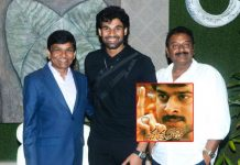 Bellamkonda Sai Sreenivas' Grand Bollywood Debut With The Remake Of SS Rajamouli's Prabhas starrer 'Chatrapathi' To Be Directed By VV Vinayak Under Pen Studios