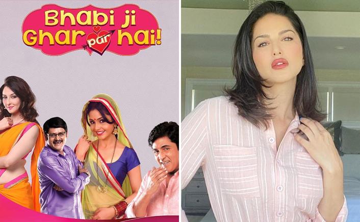"""Bhabiji Ghar Par Hain: When Sunny Leone Refused To Say """"Sahi Pakde Hain"""" Due To Its Vulgarity"""