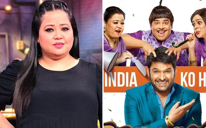 Bharti Singh Is Back To Work Post Her Bail, Will Soon Join The Kapil Sharma Show Shoot