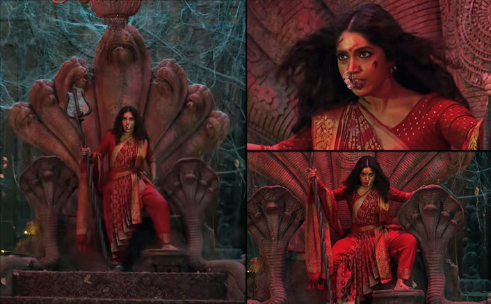 Durgamati Trailer Review: Bhumi Pednekar Led Horror Looks Good For Those  Who Haven't Seen The Original
