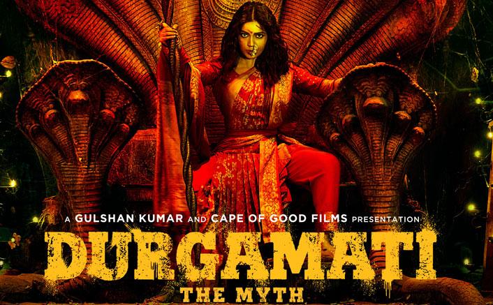 Bhumi Pednekar's Durgamati Motion Poster On 'How's The Hype?' BLOCKBUSTER Or Lacklustre?