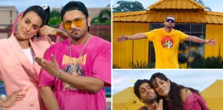 Bhushan Kumar's T-Series produced Yo Yo Honey Singh's 'First Kiss' ft Ipsitaa out now!