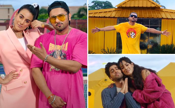 Bhushan Kumar's T-Series produced Yo Yo Honey Singh's 'First Kiss' ft Ipsitaa out now!