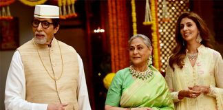 Big B shoots with wife Jaya, daughter Shweta