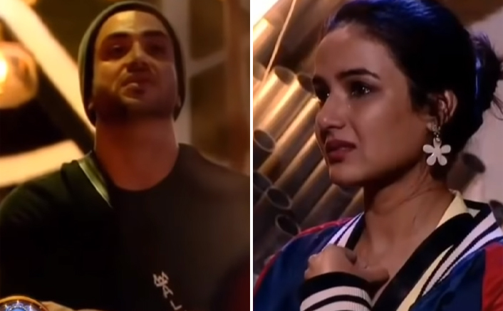 Bigg Boss 14 Promo: Jasmin Bhasin Breaks Down As She Has To Nominate Aly Goni