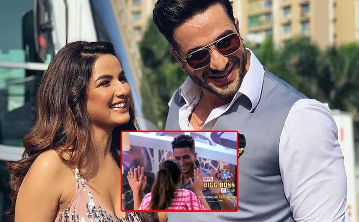 Bigg Boss 14: Jasmin Bhasin's EMOTIONAL Reaction On Seeing Aly Goni Will Make You Believe They're A Match Made In Heaven, WATCH