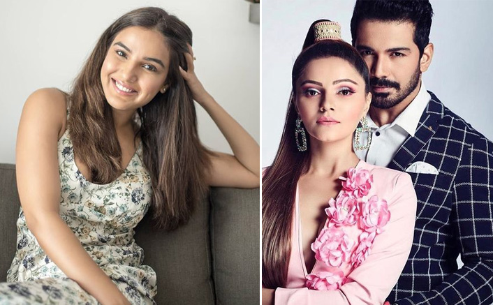 Bigg Boss 14: Jasmin Bhasin Threatens Rubina Dilaik & Abhinav Shukla To Reveal Personal Details (Pic credit: Instagram/jasminbhasin2806, ashukla09)