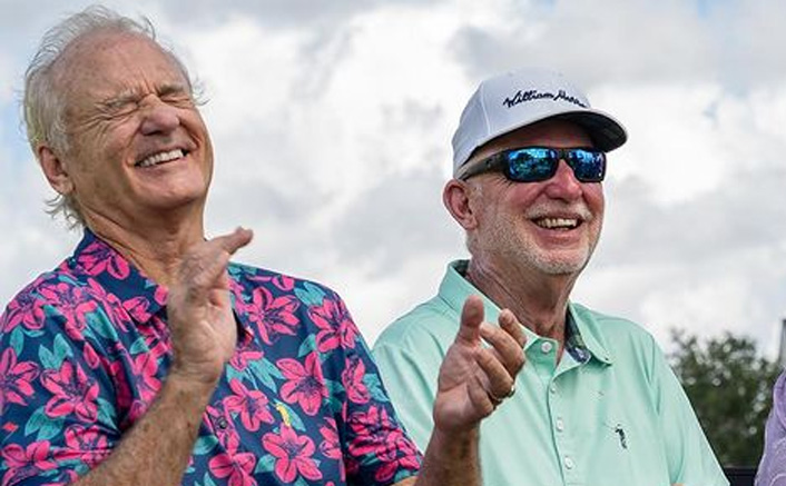 Bill Murray's Brother Ed Murray Dies At The Age Of 76(Pic credit: Instagram/williammurraygolf