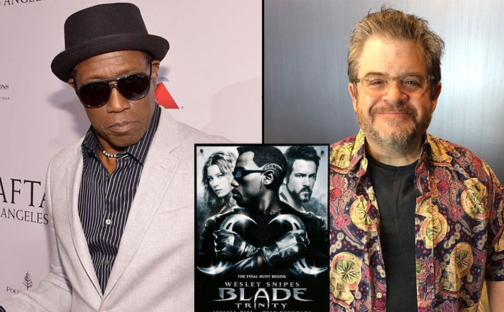 """Blade: Trinity: Wesley Snipes Rubbishes Patton Oswalt's Claims About His Bizarre Behaviour & Says, """"Presumption That One White Guy...""""(Pic credit: Instagram/realwesleysnipes, pattonoswalt)"""