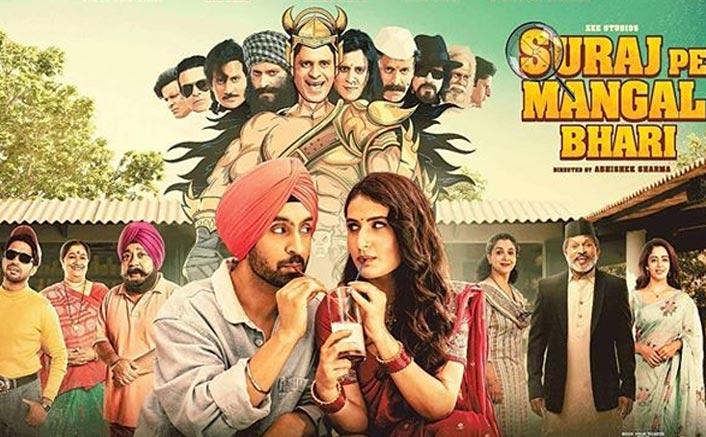Suraj Pe Mangal Bhari Box Office Update