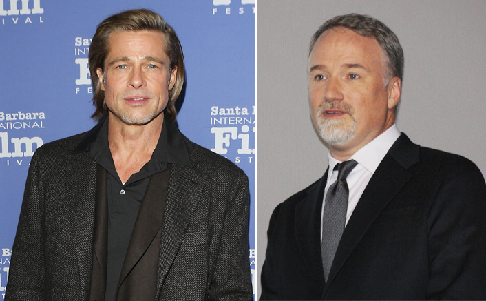 Brad Pitt Opens Up On What A Movie Night With David Fincher Looks Like(Pic credit: Getty Images)